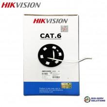 HIKVISION Cat-6 UTP 23AWG White Cable Roll