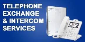 Telephone Exchange and Intercom